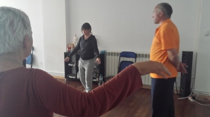 Formación en Chi Kung terapéutico